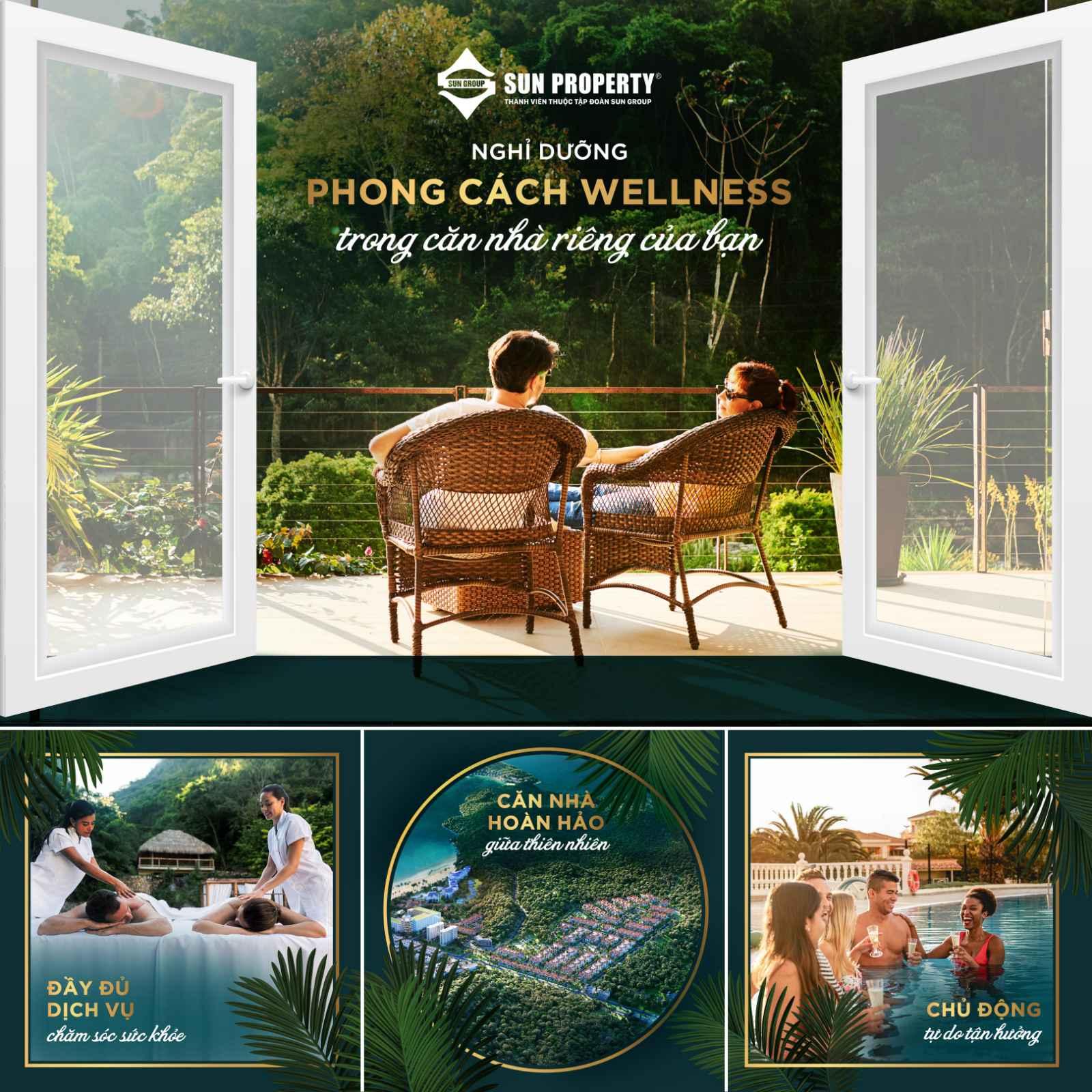 Dự án Sun Tropical Village - Biệt thự làng nhiệt đới Bãi Kem - Sun Group Phú Quốc 2021 12